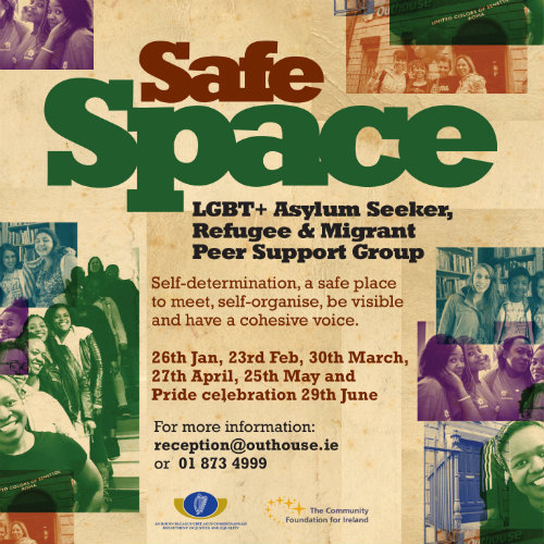 LGBT+ Asylum Seeker, Refugees and Migrant peer support group