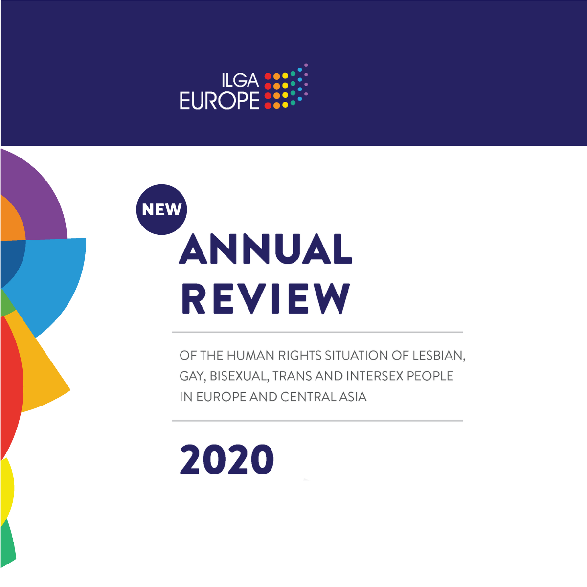 ILGA-Europe's Annual Review of the Human Rights Situation of LGBTI people
